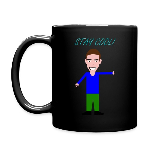 Stay Cool/Avatar Cup - Full Color Mug