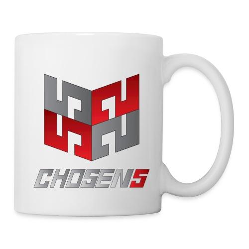 Chosen5 | Kop med logo - Coffee/Tea Mug
