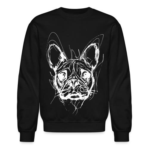 French Bulldog Sweatshirt - Crewneck Sweatshirt
