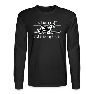 Premium Long Sleeve Classic Logo - Men's Long Sleeve T-Shirt