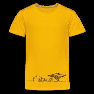 Kids' Shirts ~ Kids' Premium T-Shirt ~ kids-village premium
