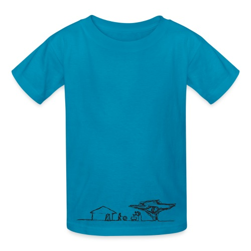 kids-village - Kids' T-Shirt