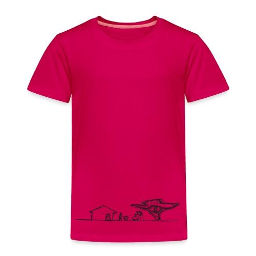 toddlers-village - Toddler Premium T-Shirt