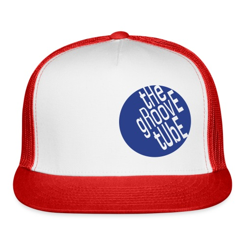 The Groove Tube FOAMY Trucker hat Red,White and Blue - Trucker Cap