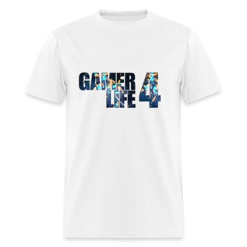 GAMER4LIFE [MENS] Tee - Men's T-Shirt