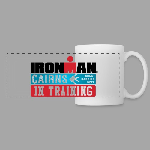 IM Cairns In Training Panoramic Mug - Panoramic Mug