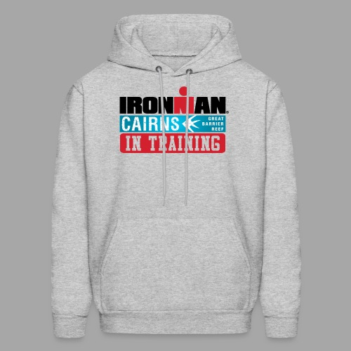 IM Cairns In Training Men's Hoodie - Men's Hoodie