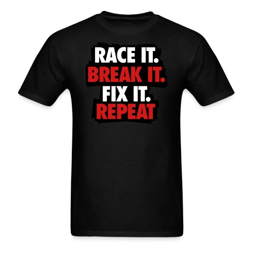 Race it - Men's T-Shirt
