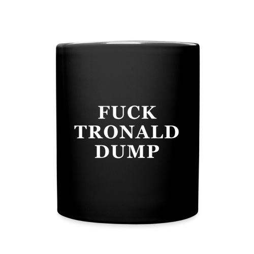 Tronald Dump Mug - Full Color Mug