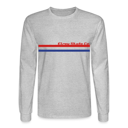 Elrey Flash Long Sleve  - Men's Long Sleeve T-Shirt