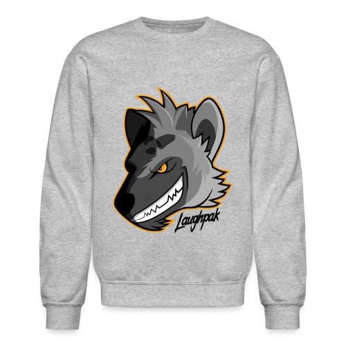 Laughpak Crew Sweatshirt - Crewneck Sweatshirt