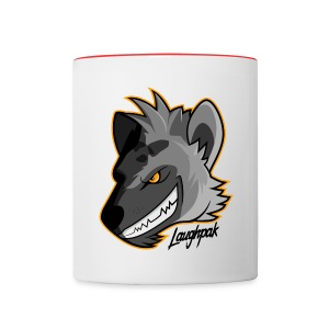 Laughpak Color Block Mug - Contrast Coffee Mug