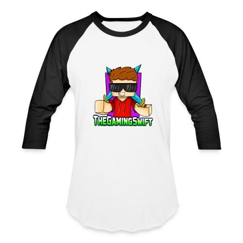 Baseball Long Sleeve   Minecraft Edition - Baseball T-Shirt