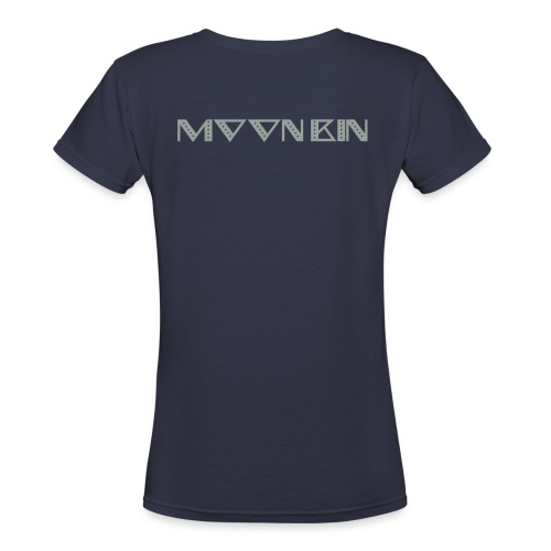Astro (MoonBin) - Women's V-Neck T-Shirt