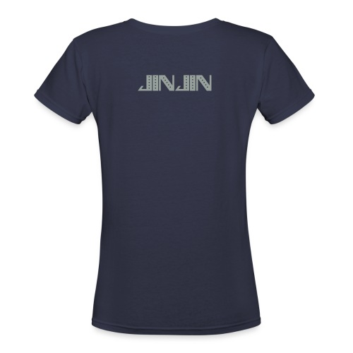 Astro (JinJin) - Women's V-Neck T-Shirt