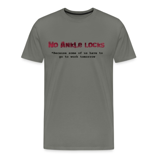I have to work tomorrow - Men's Premium T-Shirt