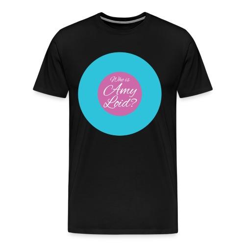 Who is Amy Loid? - Men's Premium T-Shirt
