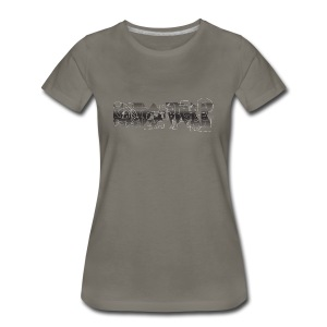 the MOD - Women's Premium T-Shirt