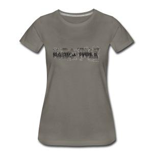 the MOD - Women's Premium T-Shirt