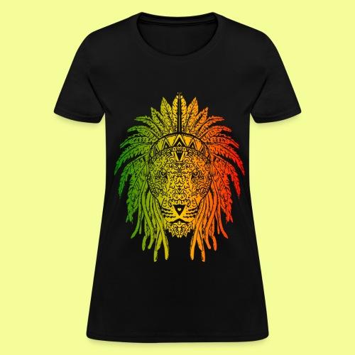 Indian Lion - Women's T-Shirt
