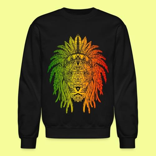 Indian Lion - Crewneck Sweatshirt