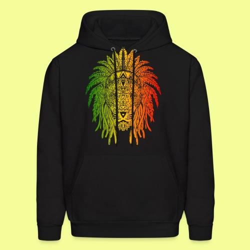 Indian Lion - Men's Hoodie