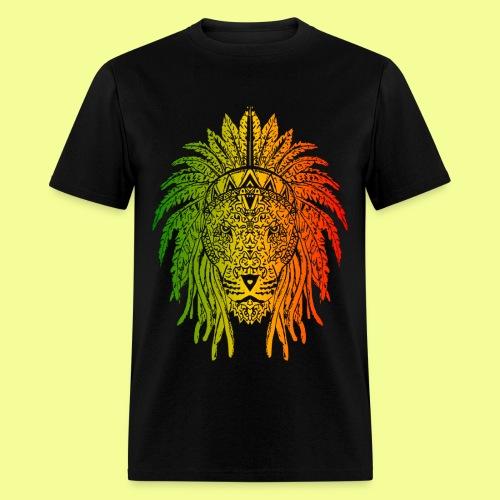 Indian Lion - Men's T-Shirt