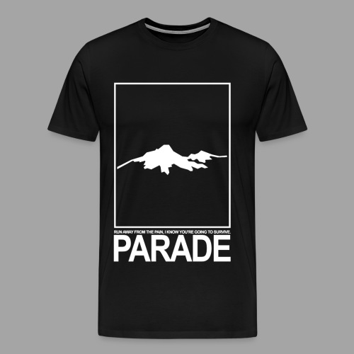 PARADE - Yuc-Town Reppin' - Men's Premium T-Shirt