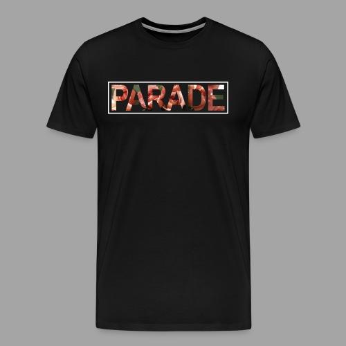 PARADE - Floral - Men's Premium T-Shirt