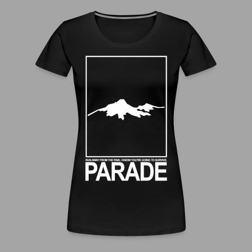 PARADE - Yuc-Town Reppin' - Women's Premium T-Shirt