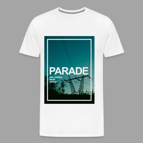 PARADE - God Vignesh - Men's Premium T-Shirt