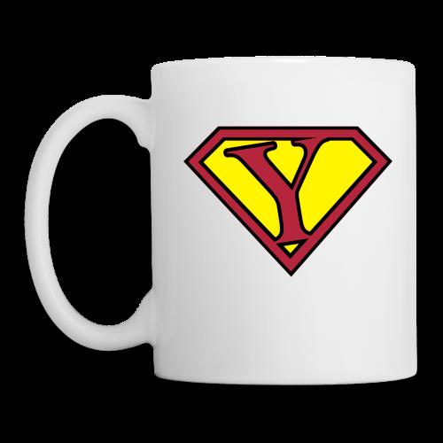 Tasse SuperY - Coffee/Tea Mug