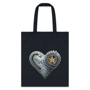 Steampunk Clockwork Heart #1A
