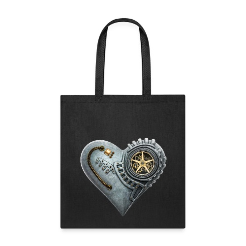 Steampunk Clockwork Heart #1A