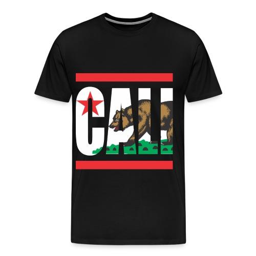 California Republic Tee v6 - Men's Premium T-Shirt