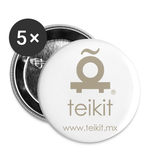 Teikit® Accesorios - Large Buttons