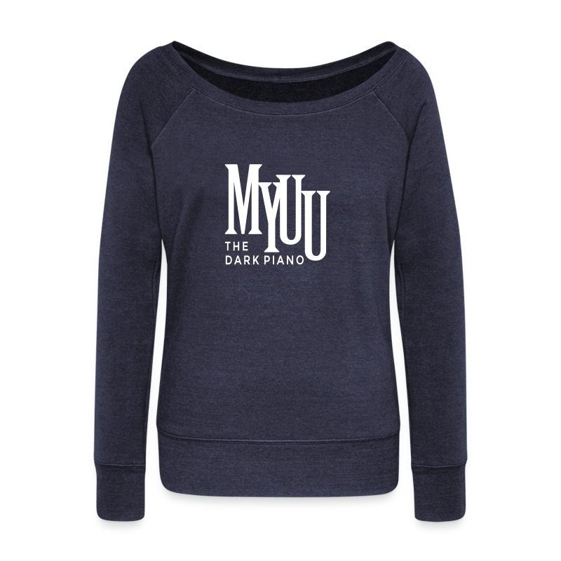 Logo Sweater II ♀ - Women's Wideneck Sweatshirt