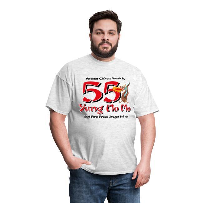 Yung No Mo 55th Birthday T Shirt
