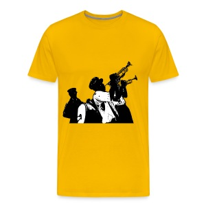Brass Band - Men's Premium T-Shirt