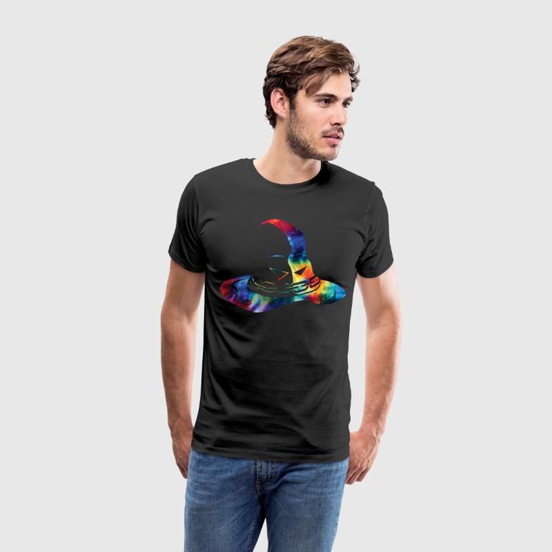 Rabadon's Deathcap (Rainbow) League of Legends - Men's Premium T-Shirt