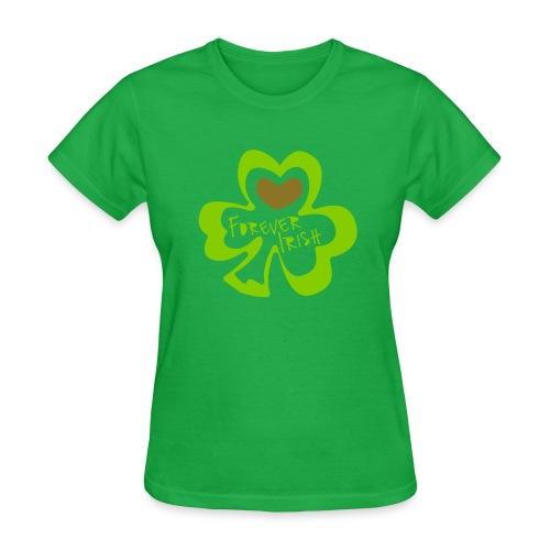 Forever Irish Ladies Tee - Women's T-Shirt
