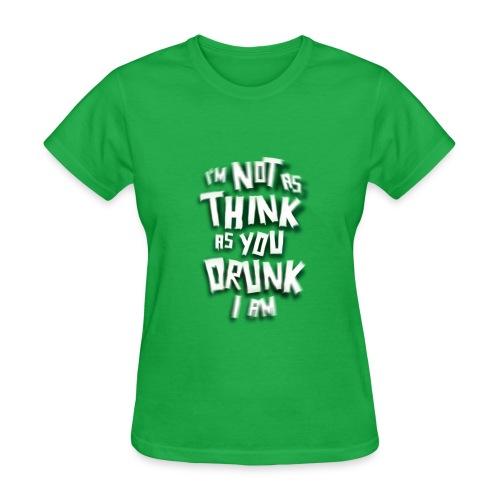 st pats - Women's T-Shirt