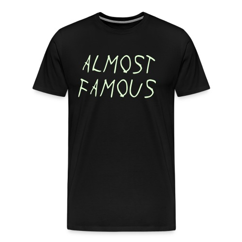 ALMOST FAMOUS MENS T SHIRT  - Men's Premium T-Shirt
