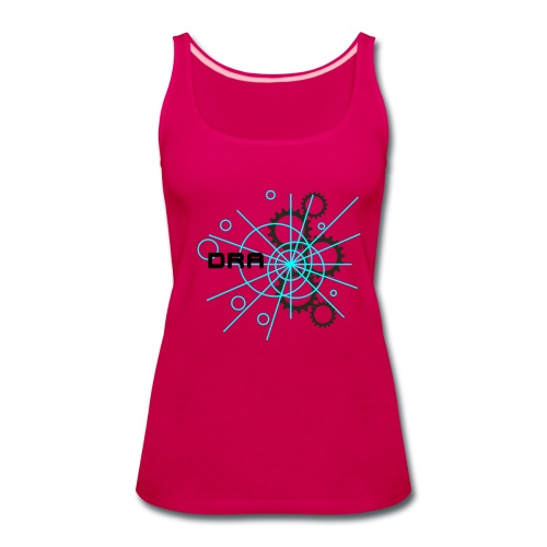 dragearcircle - Women's Premium Tank Top
