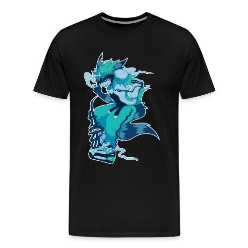Dat Rudeboi Junglist  - Men's Premium T-Shirt