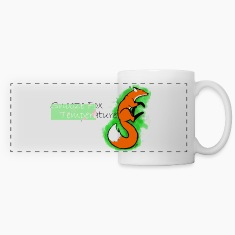 Snooze Fox Temperature Logo Mug