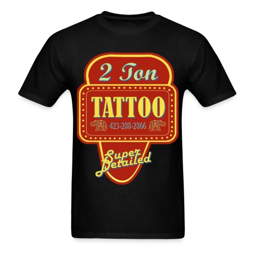 Super Detailed - Men's T-Shirt