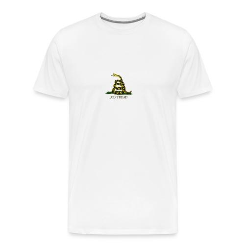 DONTREAD1776 SOLDIER TEE - Men's Premium T-Shirt