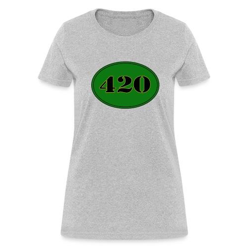 420 - Women's T-Shirt