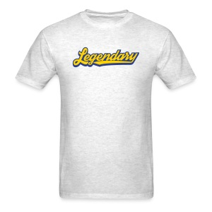 I am Lengendary - Men's T-Shirt